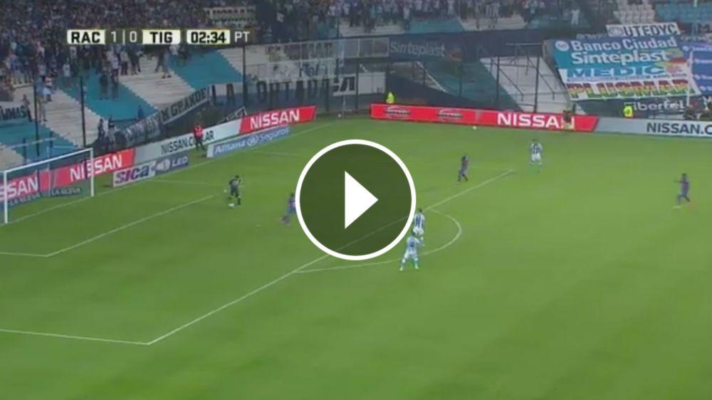 VIDEO: Tremendo error de Orion y gol de Tigre