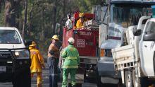Bushfire emergency in eastern Victoria