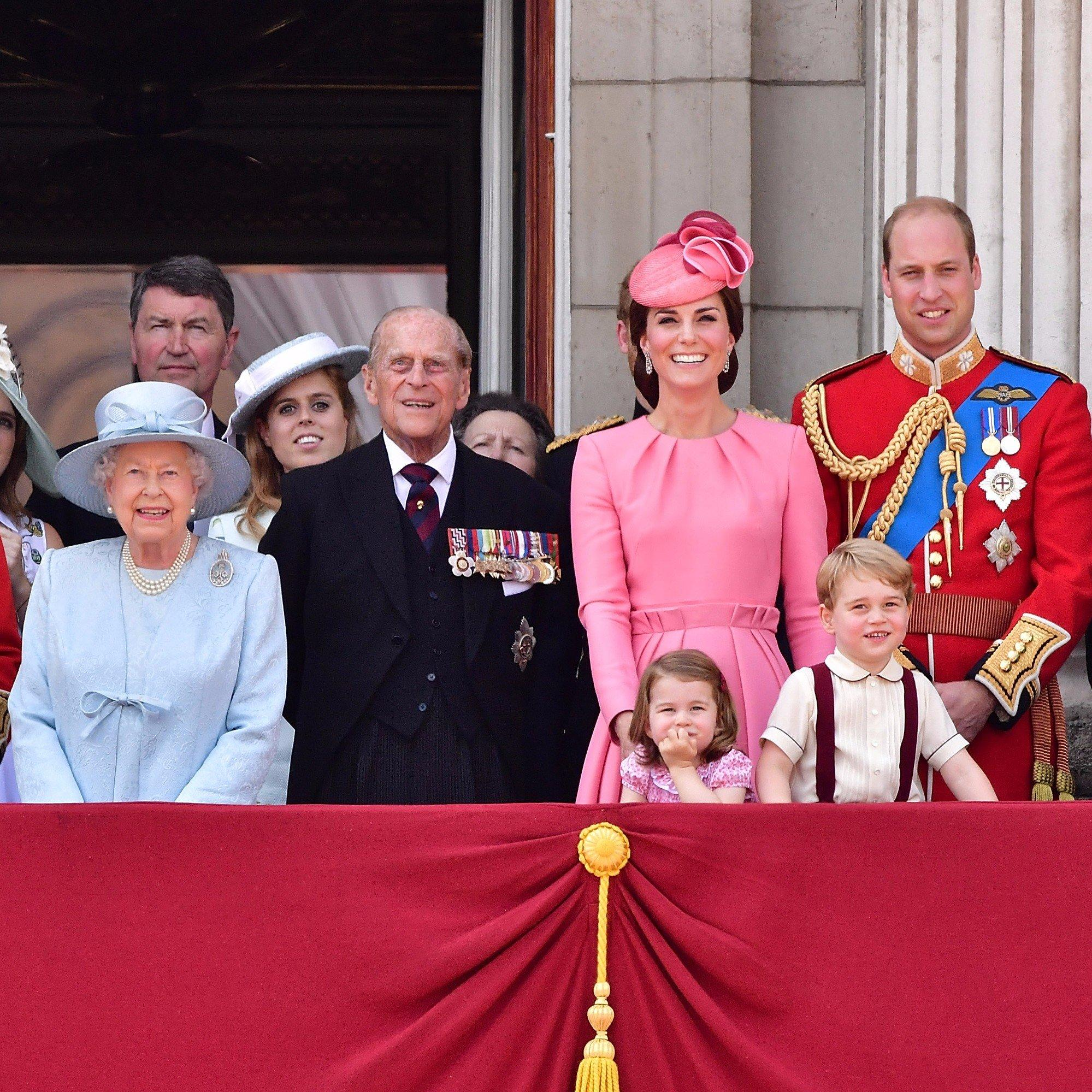 Does the Royal Family Have a Last Name?