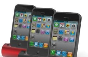 LIL KIKR iPhone dock has both looks and functionality