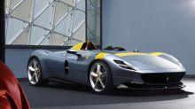 復古賽車元素-Ferrari 推出單座超跑 Monza SP1