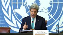 John Kerry: Unless Iran Makes the Difficult Decisions There 'Won't Be a Deal'