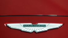 New Aston Martin chief says focus on SUV launch, restart