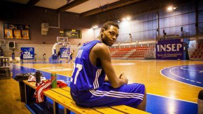 Basket - NBA - Le Français Joël Ayayi a joué avec les Lakers