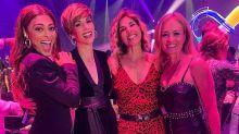 Angélica se reúne com colegas de 'Caça-Talentos': 'Que delícia de encontro'