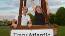 British couple to attempt record-breaking transatlantic balloon flight from N.B.