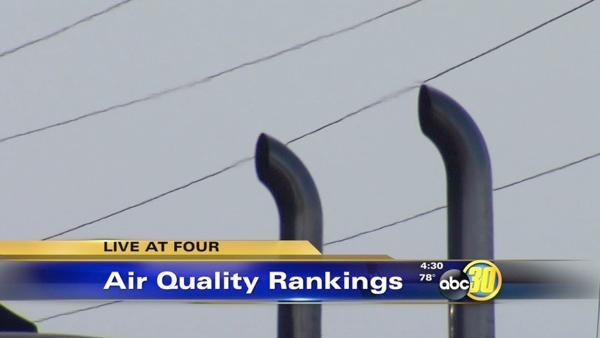 Valley air quality scoring system first-of-its-kind