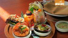 【出街搵食】Mangotree推周末Brunch 海鮮小食拼盤+泰北燒雞|尖沙咀泰菜