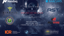 "Replay: Nasdaq, ICR, Barclays Host ""The Space Race"" with FAA, CEOs, Advisors"