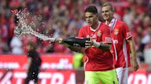 Man City close to signing Benfica's Ederson for world record fee