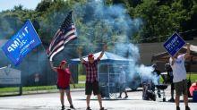 In Pennsylvania, a Trump-Biden battle on uneven ground
