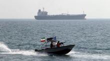 """Irán afirma haberse apoderado de un """"petrolero extranjero"""""""