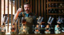 Starbucks debuts massive Manhattan 'Roastery' (PHOTOS)
