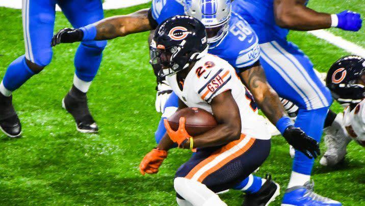 Report: Tarik Cohen, Bears working on extension