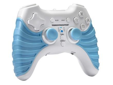 Thrustmaster unveils the T-Wireless NW Wii classic controller