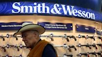 Wed., Aug. 27: Watch Smith & Wesson Stock