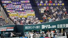 Japan's baseball, soccer leagues want more fans in stands