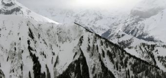Swiss army helicopter crashes in Alps: ministry