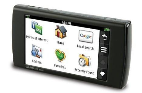 Garmin nuvi 295W like a bolt from the blue, bearing email, camera and WiFi (video)
