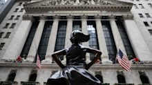 New York's Fearless Girl moved to new home outside Stock Exchange
