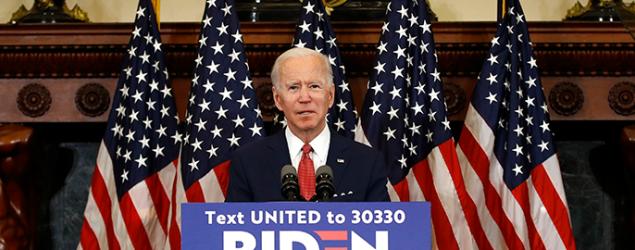 Joe Biden. (Politico)
