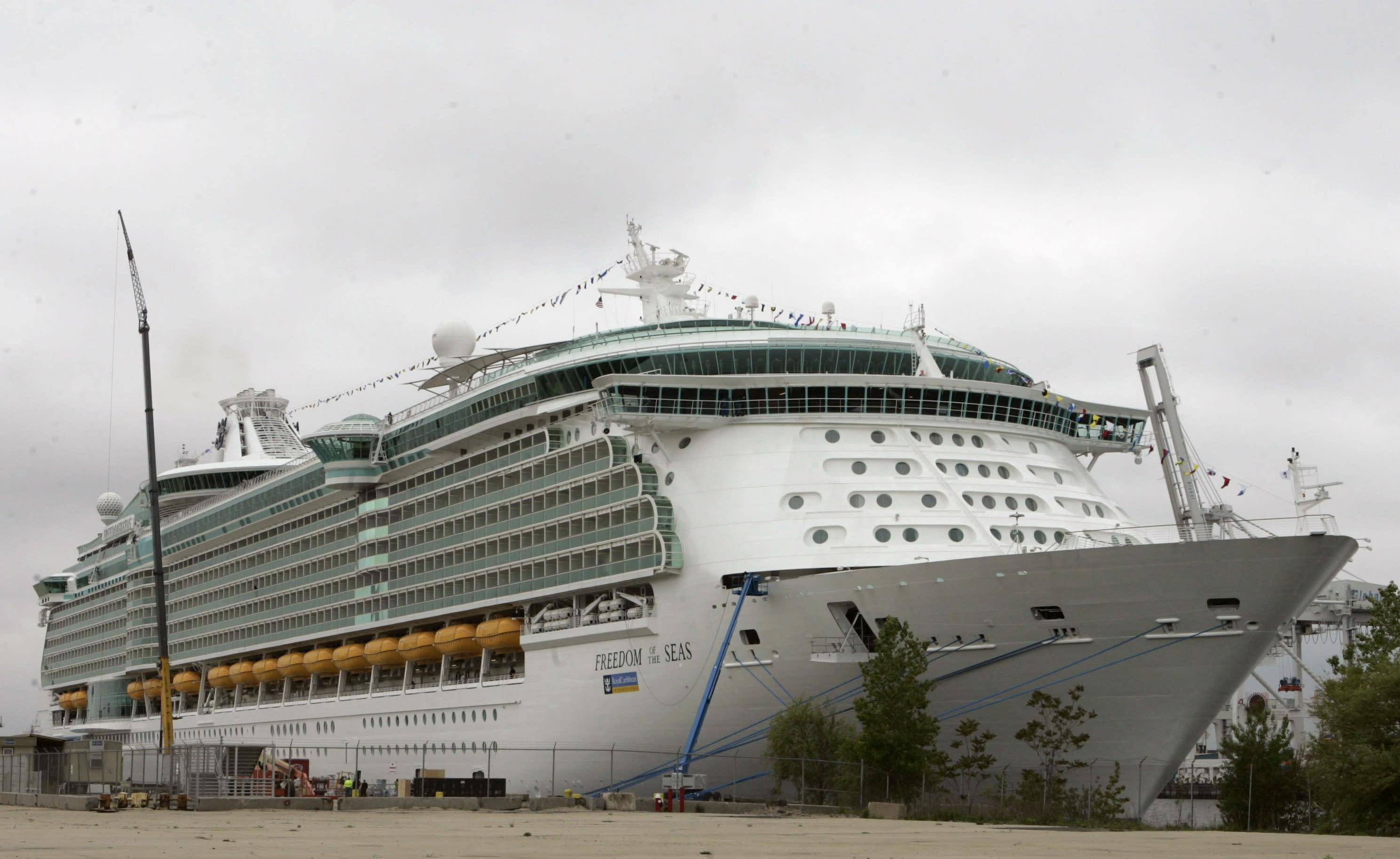 Puerto Rico Cruise Ship Death