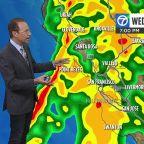 Accuweather Forecast: Thunder, lightning accompany heavy rains