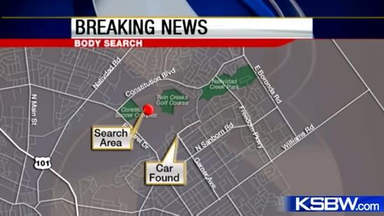 Search for missing Salinas woman moves to Natividad Creek Park