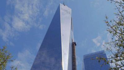 Sept. 11 Museum Is Called a Monument to Unity