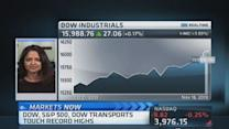 Dow, S&P 500 reach new highs
