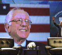 Sanders-Biden feud ramps up in front of key union audience