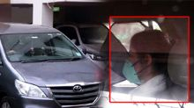 Rhea Chakraborty stepped out for CBI interrogation; Watch Video