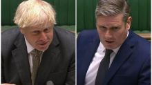 UK coronavirus LIVE: Keir Starmer challenges Boris Johnson in PMQs over new restrictions as support for strategy slumps