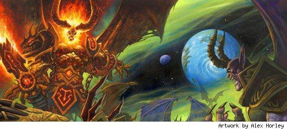 Know Your Lore: The History of the Burning Legion