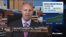 So what is quantamental investing?