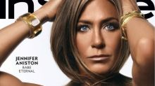 Jennifer Aniston, 50, looks unrecognizable in new photoshoot: 'This cover is insulting'