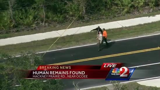 Skeletal remains found in Orange County