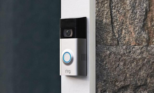 Get a free Echo Show when you buy a Ring Video Doorbell