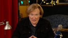 Conan O'Brien Reveals New Late Night Set Was Burglarized: 'I Can't Think of Anything Lower'