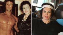 Fallece a los 98 años Jackie, la madre astróloga de Sylvester Stallone que tuvo una vida de cine