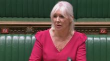 Nadine Dorries says she no longer has Covid-19 antibodies and is 'no longer immune'