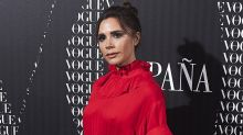 Victoria Beckham Slips Back Into Her Spice Girls Catsuit 22 Years Later