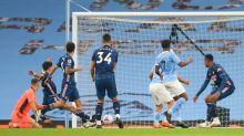 SoSterling strike sinks Arsenal as Man City keep it tight