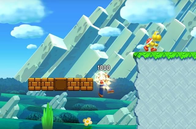 Players have created over 2 million levels on 'Super Mario Maker 2'