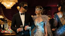 Fifty Shades Darker: Go behind-the-scenes of the Masquerade Ball in exclusive new clip