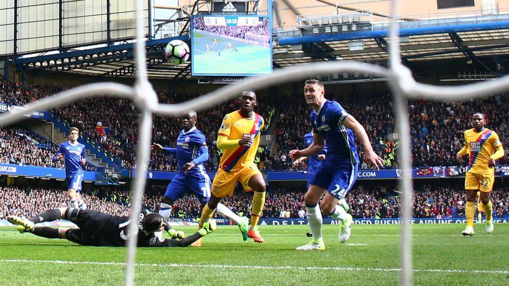 Il Crystal Palace beffa Conte: Chelsea ko dopo 3 mesi, Tottenham a -7