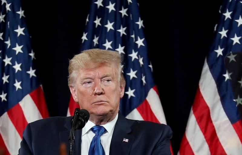 Republicans, Democrats draw battle lines over Trump ...
