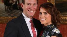 Public 'sick' of Princess Eugenie's wedding