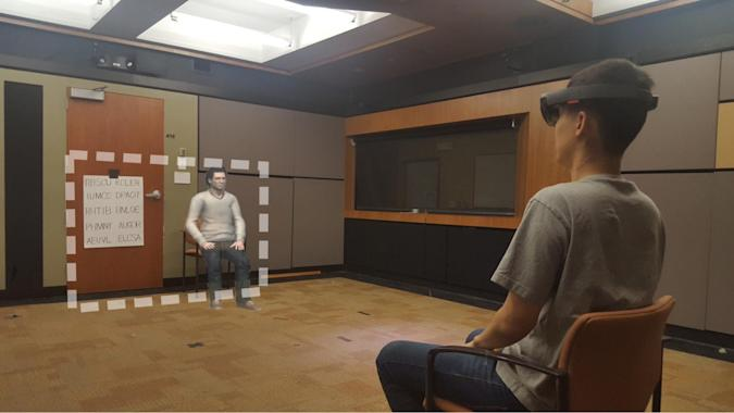 Mark Miller and Stanford's Virtual Human Interaction Lab