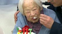 116 year old Gertrude Weaver now reportedly world's oldest person